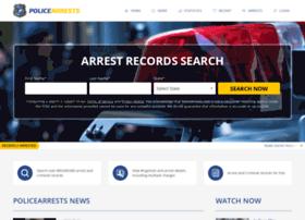 policearrests.com