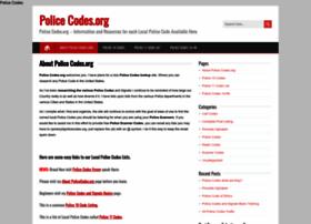 policecodes.org
