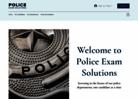 policeexamsolutions.com