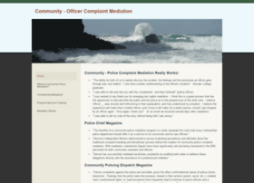 policemediation.org