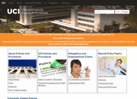 policies.uci.edu