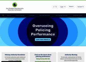 policingauthority.ie