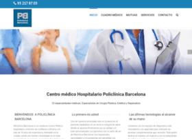 policlinicabarcelona.es
