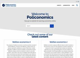 policonomics.com