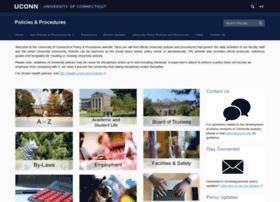 policy.uconn.edu