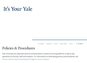 policy.yale.edu