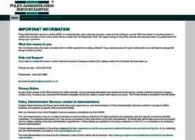 policyadmin.co.uk
