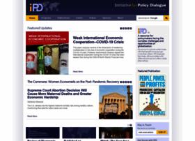policydialogue.org