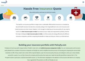 policyfy.com