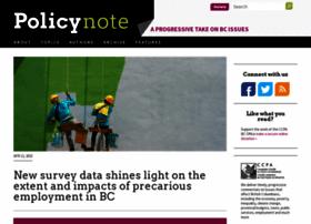 policynote.ca