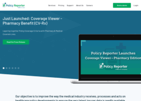 policyreporter.com