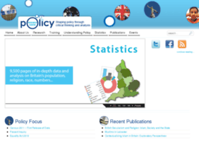 policyresearch.org.uk