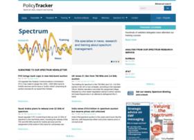 policytracker.com