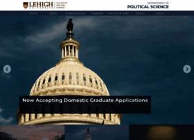 polisci.cas2.lehigh.edu