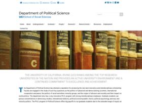 polisci.uci.edu