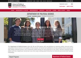 polisci.uga.edu