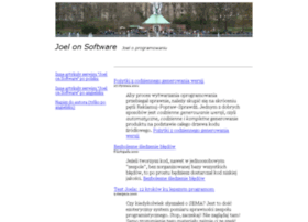polish.joelonsoftware.com