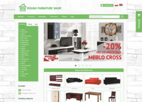 polishfurnitureshop.com