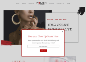 polishthenailbar.com