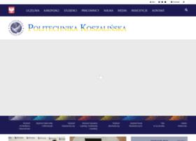 politechnika.koszalin.pl