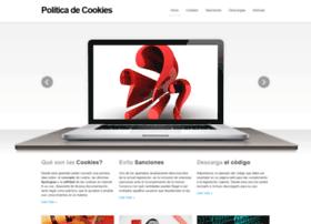 politicadecookies.com