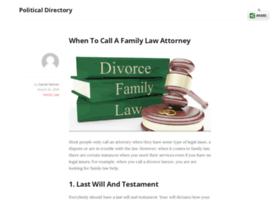 political-directory.com