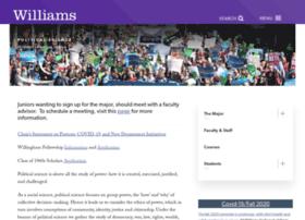 political-science.williams.edu