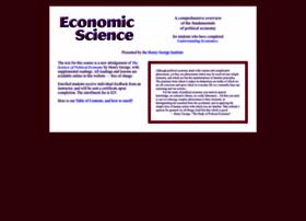 politicaleconomy.org