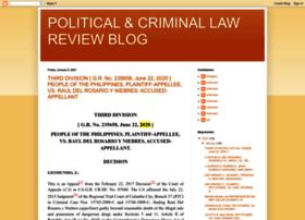 politicallawreviewblog.blogspot.com