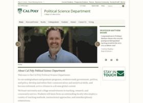 politicalscience-stage.calpoly.edu