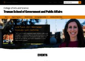 politicalscience.missouri.edu