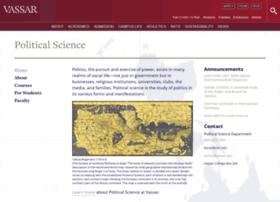 politicalscience.vassar.edu