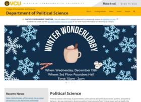 politicalscience.vcu.edu
