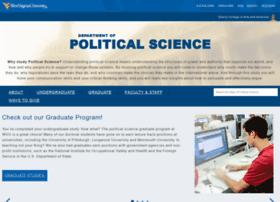 politicalscience.wvu.edu