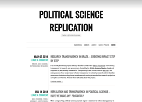politicalsciencereplication.wordpress.com