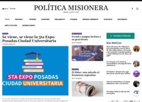 politicamisionera.com.ar