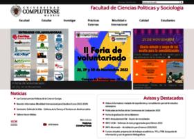 politicasysociologia.ucm.es