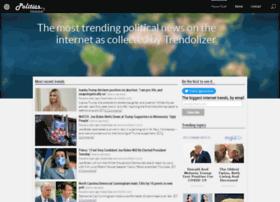 politics.trendolizer.com