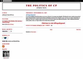 politicsofcp.blogspot.com
