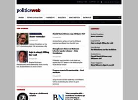 politicsweb.co.za