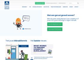 politiekeurmerkveiligwonen.nl