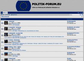 politik-forum.eu