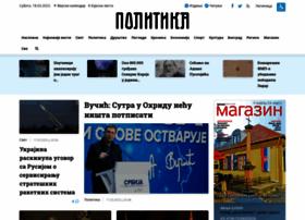 politika.co.rs