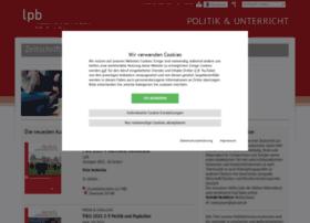 politikundunterricht.de