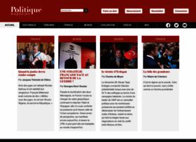 politiquemagazine.fr