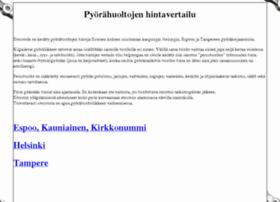 polkupyorahuolto.fi
