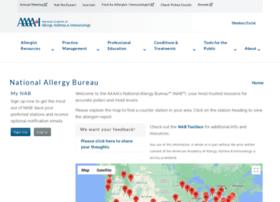 pollen.aaaai.org