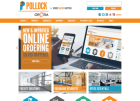 pollockpaper.com