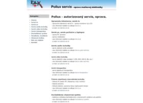 polluxservis.com