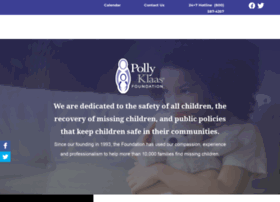 pollyklaas.org